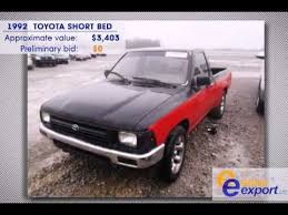 Salvage Trucks for Sale - YouTube