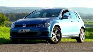 2014 VW Golf 7 1.6 TDI 105 HP Test Drive - YouTube