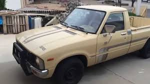 1980 Toyota Pickup 2wd SR5 - YouTube