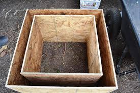 how to make a concrete planter box modern maizy good bad dirty diy concrete planters dma