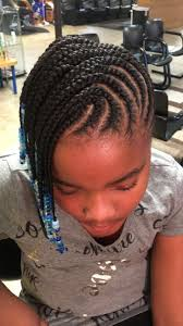 Coiffure Tresse Africaine Sympa Pour Votre Petite Fille Multiples