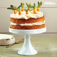 Carrot Cake With Cream Cheese Icing Todays Parent