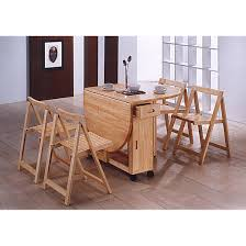 Dining Table With Storage Drop Leaf Dining Table With Storage
