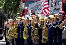 Veteran Long Beach fire captain is gunned down while responding to ...