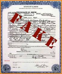 Margao Shadow Council Alleges Fake Birth Certificate And