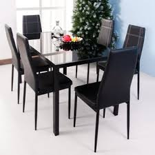 contemporary kitchen dining sets. 7 piece dining set contemporary kitchen sets l