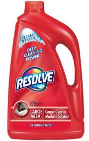 resolve carpet cleaner steam formula 60 fl oz