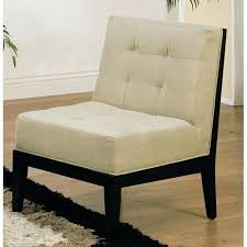armless accent chair image of accent chairs fabric armless accent chairs canada