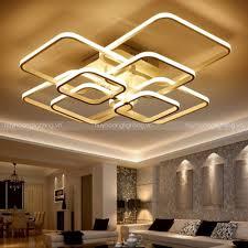 Đèn Ốp Mâm Trần LED Hình Chữ Nhật - Đèn Mâm MO-931E - Huy Hoàng Lighting
