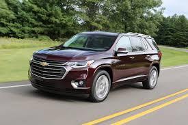 2018 Chevrolet Traverse Pricing - For Sale | Edmunds
