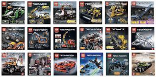 Its Not Lego Lepin Technic Series Building Set List