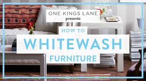 white washing furniture. one kings lane weekend decorator how to whitewash furniture youtube white washing