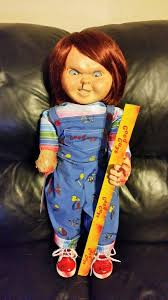 life size chucky doll from the collection chucky doll horror amino