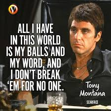 Scarface Quotes Extraordinary 48 Top Scarface Quotes By Tony Montana You Need To Know