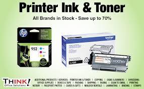 office supplies denver. toner cartridges inkjet ink cartridge denver aurora centennial think office supplies
