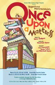 once upon a mattress broadway poster. Wonderful Upon Once Upon A Mattress VIP Passes At Forest Hills Fine Arts Throughout A Broadway Poster M