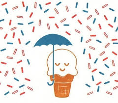 Image result for raining candy