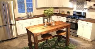 diy kitchen island. $20 Kitchen Island | Simple DIY Ideas Diy