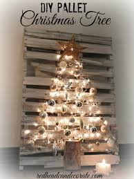 Top 40 Wooden Christmas Decorations Ideas  Christmas CelebrationsWooden Branch Christmas Tree
