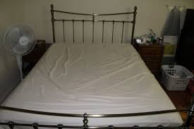 Sleepys Mattress Box Spring and frame for sale - Queen for Sale in ...