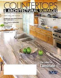 atlantis matte laminate kitchen countertop