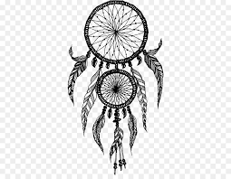 Black And White Dream Catcher Tumblr Impressive Dreamcatcher Clip Art Transparency Image Dreamcatcher Png Download