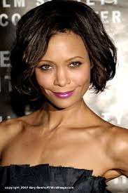 Character: Laura Wilson (2012) Powers/Abilities: Attractive During the Apocalypse - thandie-newton