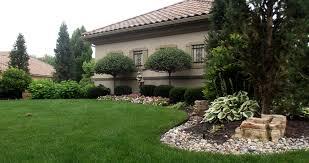 home summit lawn landscape