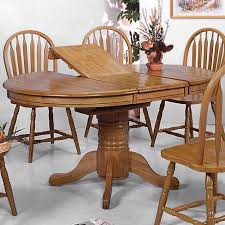 amazing amazing round oak table with leaf starrkingschool throughout white regarding pedestal tables with leaves ordinary