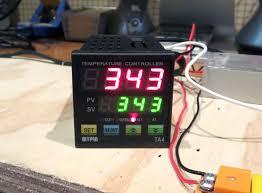 ering iron temperature controller version 2 pcb smoke ta4 snr pid controller front