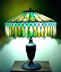 green glass lamp vintage stained glass lamps chandelier lamp shades best ideas on unique intended for