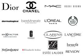 makeup logos do you recognise any of these cosmetic panies and brands below