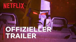 Transformers: War For Cybertron Trilogy: Eine neue Welt   Offizieller  Trailer