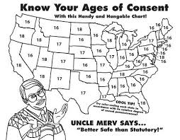 Small Picture Coloring pages for adults Know your ages of consent With this