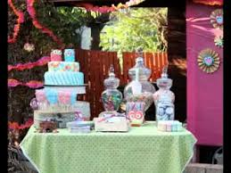 Compact decorate party table simple diy birthday party table decoration  ideas