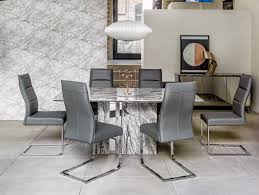 harveys dining room table chairs. harveys furniture | rovigo marble dining table and six chairs. room chairs 9