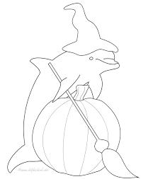Dolphin Coloring Pages Dolphinkindcom