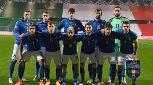 Nazionale A: cifre e curiosità statistiche del 2020 - Italia