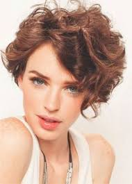 Curly Short Hair Style curly short hairstyles 2015 hair style and color for woman 3288 by wearticles.com