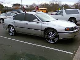 Amazing 2005 Chevy Impala By Large on cars Design Ideas with HD ...