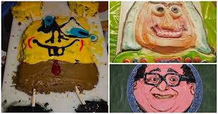 15 Birthday Cake Fails That Will Actually Make You Laugh Out Loud