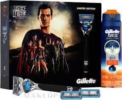 Набор - Gillette Fusion Proshield Chill (бритва/1psc + ... - MAKEUP