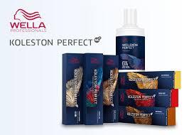 Koleston Perfect Hair Color Chart New Improved Wella Koleston Perfect Me Salons Direct