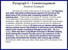 sample rebuttal argument essay case study paper writers argumentative essay examples sentence starters