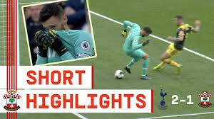90-SECOND HIGHLIGHTS: Tottenham Hotspur 2-1 Southampton