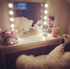 dressing table lighting. dressing table with lights lighting a