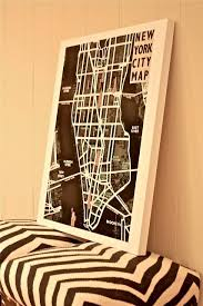 turn an ikea poster into canvas art