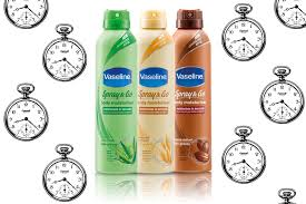 Image result for vaseline spray moisturiser
