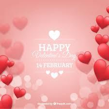 valentines day background.  Background Blurred Valentineu0027s Day Background With Hearts Free Vector Inside Valentines Day Background N