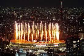 انطلاق حفل افتتاح أولمبياد طوكيو بحضور إمبراطور اليابان (فيديو وصور)